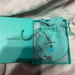 Tiffany & Co. December Birthstone Necklace